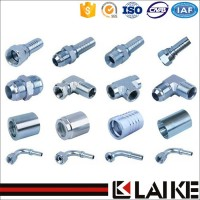 Caast iron resuable mal high pressure union pipe fitting