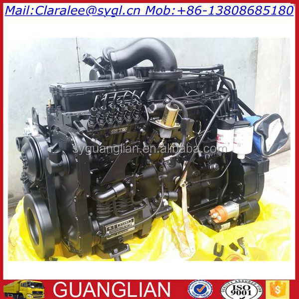 dongfeng engine assembly 69186369 ISLE 340 hp engine