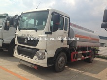 Howo 4 Axles 30cbm Chemical Liquid Tank Truck For Sale lng tank truck
