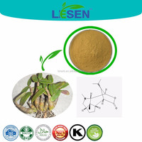 Pharmaceutical Herba Dendrobii extract dendrobine 0.5%-20% HPLC
