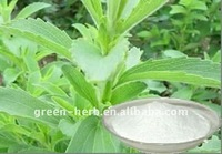 100% Natural Herb Ingredient Stevia Leaf Extract