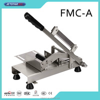 Modern Stainless Steel Cut Frozen Meat Slicer Durable Manual Meat Flaker For Commercial