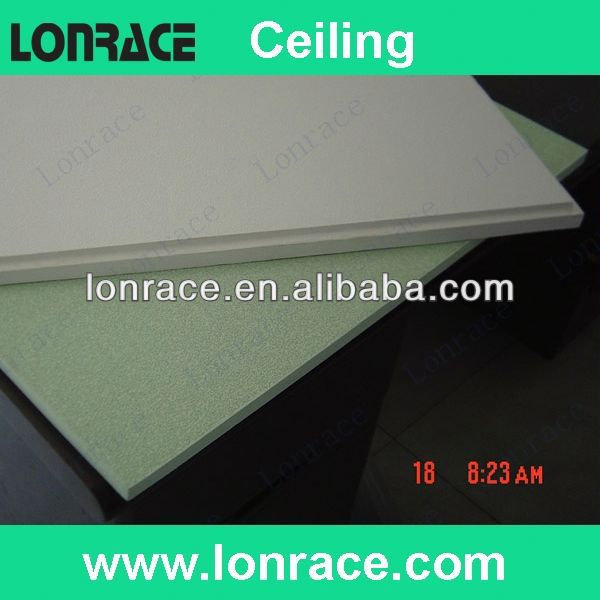 gypsum perforation ceiling board noble