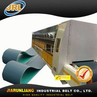 7mm PVC Conveyor Belt for logistic/food/marble, ceramics tiles, or stones processing industries