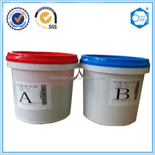 strong epoxy resin adhesive for PVC door compound