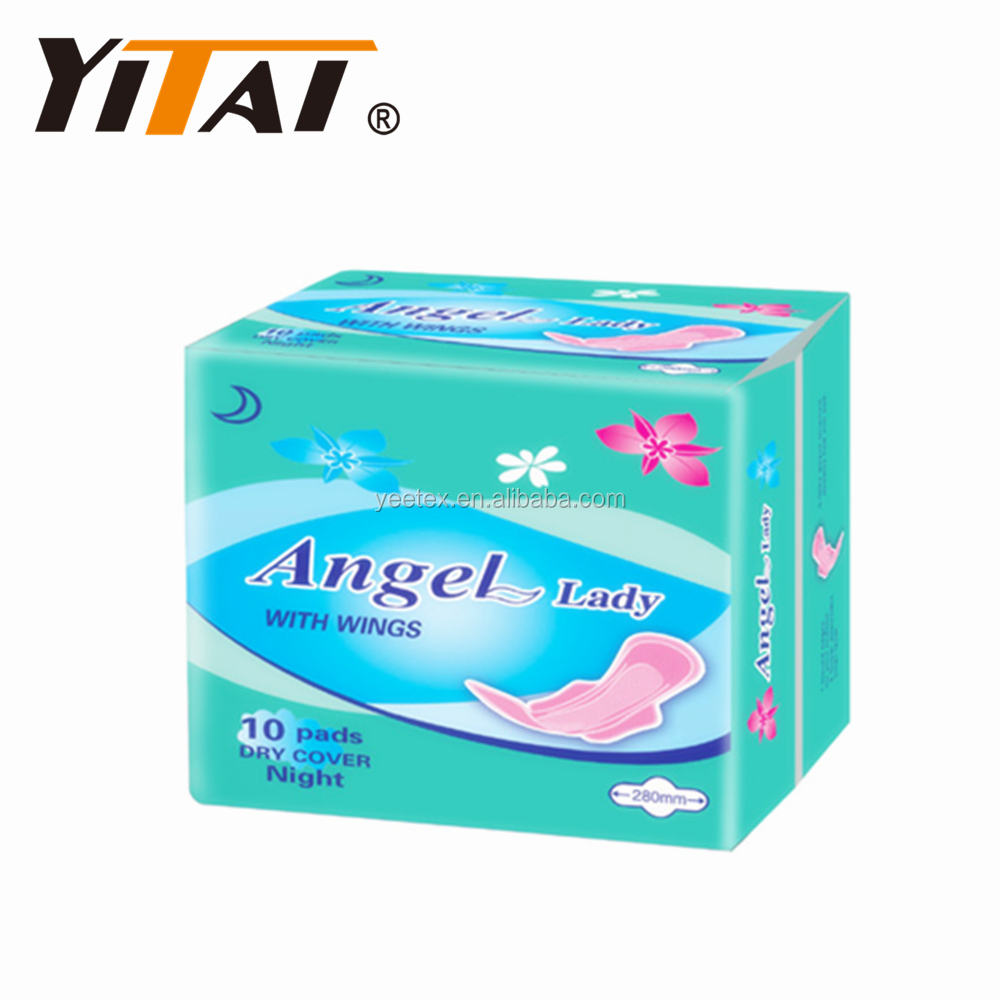 100% Cotton Extra Long Sanitary Napkin Manufacturer in China