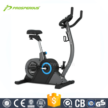 2017 PROSPEROUS cheap stationary bike with 3pcs crank arm 6kg flywheel bicycle gym equipment cycle exercise bike for home gym