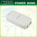 Manufacturer li-ion battery power bank 3200mah