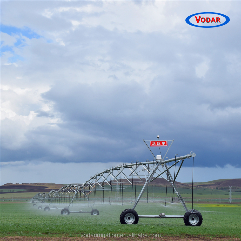VODAR Agricultural Machine Center Pivot Irrigation System with 50:1 Gearbox