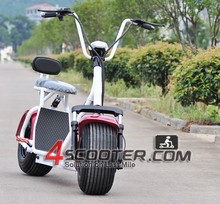 electric scooter 1200w citycoco scooter easy drive style with anti-thief app