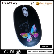 Best selling cartoon gift computer wired mouse