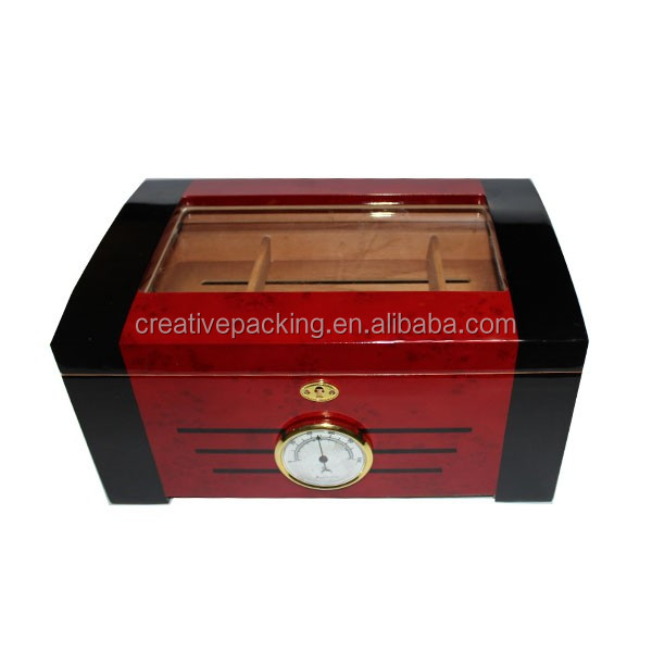 Handmade Antique Wooden Cabinet cigar humidor
