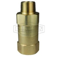 "Dixon Valve SCVL3, 3/8"" Safety Check Valve, 30 - 36 SCFM"