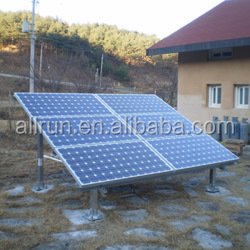 Cheap price roof mounting ground mounting 1 kw solar panel with inverter controller also called 1kw off grid solar system