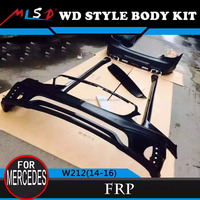 W212 WD Body Kit for Mercedes Benz W212 E-Class 14-15