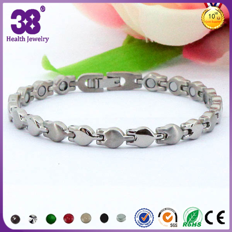 Professional Supplier Jewelry Type Germanium Energy Bangles Bracelets