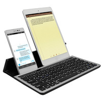 Universal bluetooth keyboard case for samsung galaxy s4