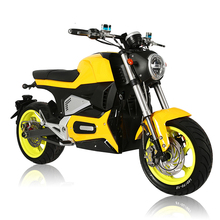 China off electric M6 road motorcycle with popular color