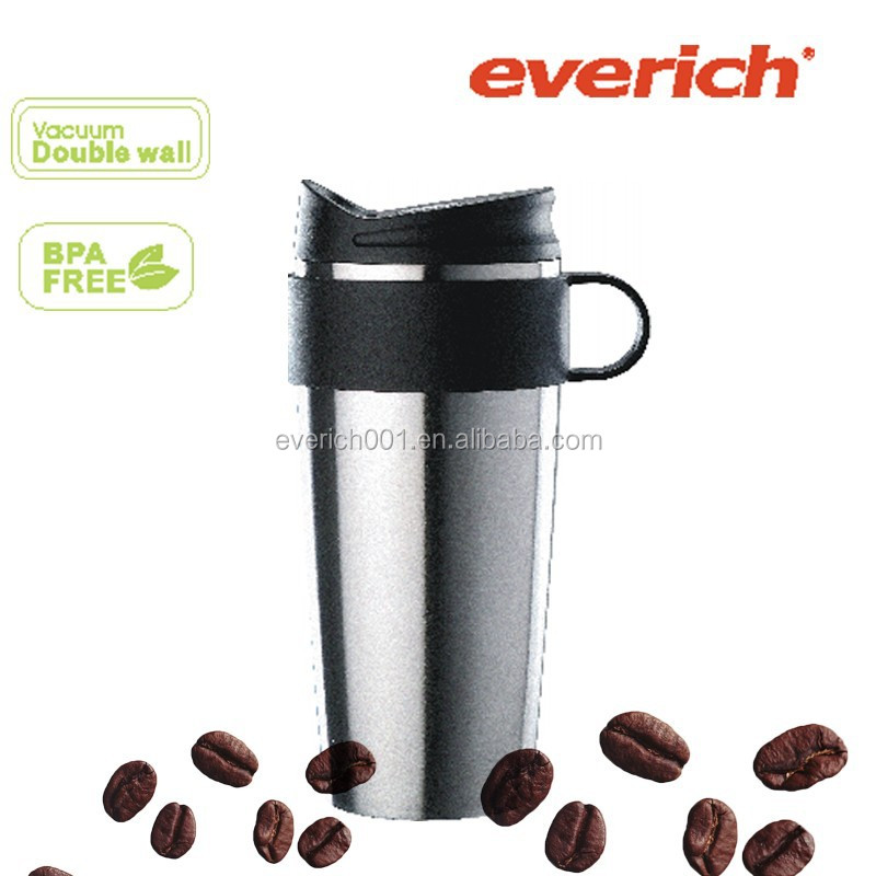 Hot sale Stainless steel Vacuum tumbler with touch stopper