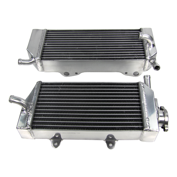 aftermarket motorcycle radiator water cooling radiator from Hengde