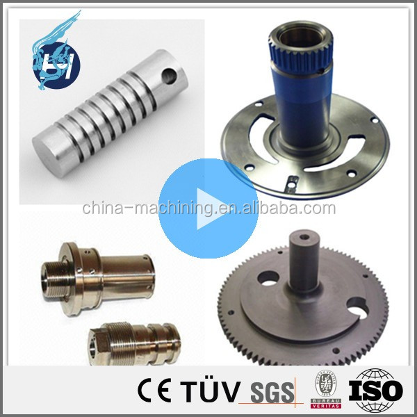 Custom high precise stainless steel machine parts fabrication and mechanical parts to Industrial Application