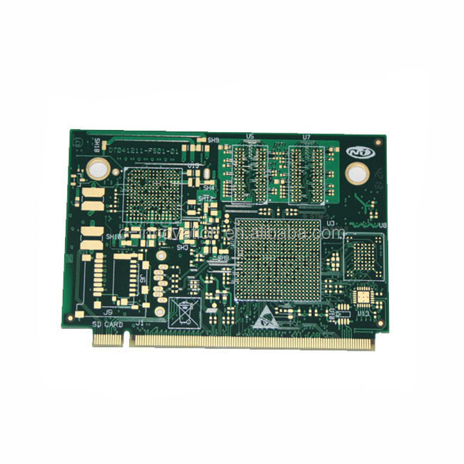 Shenzhen wifi router pcb fabrication and assembly factory