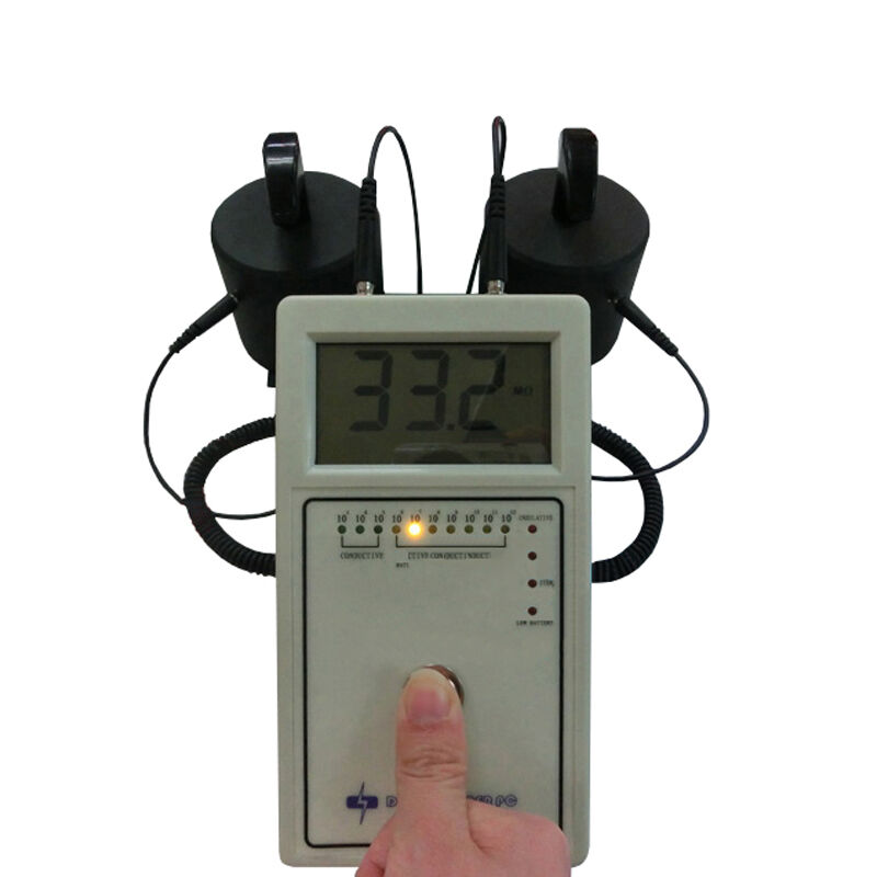 Long lasting of SL-030 Surface Earth Resistivity Meter / Electric Resistance Tester