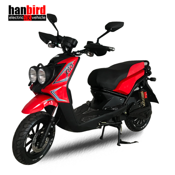 LH 2018 High Speed Electric Scooter 2000W Hub Motor