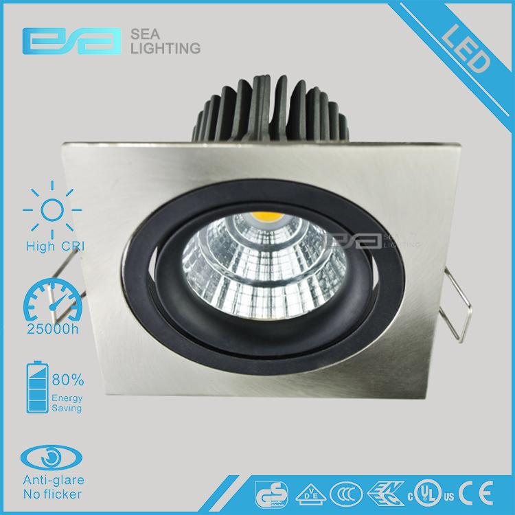 Solar spot light ceiling led downlight led concealed - Concealed led ceiling lights ...
