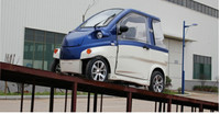 New smart EEC/ECC/CE Electric car high speed with whole meta body