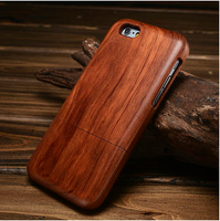 2015 Accept OEM mobile phone wood phone case for iPhone 6s wooden case for Iphone 6s