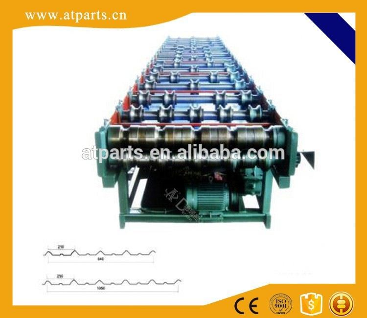 Atparts k span roll forming machine with the best sell service