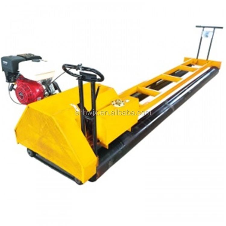 New concrete road construction flexible concrete roller paver for road construction