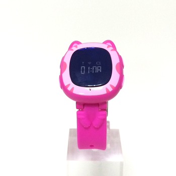 MTK6261D 2.5M WIFI/GPS Location 3 SOS Phone Wrist Watch Gps Tracking Device For Kids