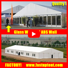 luxury outdoor tent for hotel exhibition catering meeting conference funeral storage sports events