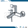 Popular Finger Rings Tap Chrome Plated Mixer Bathtub Faucet