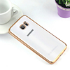 Factory price electroplating Tpu case for samsung GALAXY J7 Primo electroplating phone case