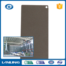 special customized first choice metallic smooth effect powder coating