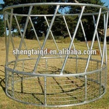 high quality customized galvanized hay feeder