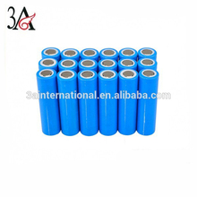 lifepo4 battery cells 18650 3.2v 1500mah Rechargeable Batteries