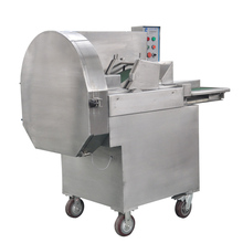 Automatic vegetable cutting processing equipment food shredder cutting machine