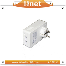 The pass through type of 500Mbps powerline Homeplug
