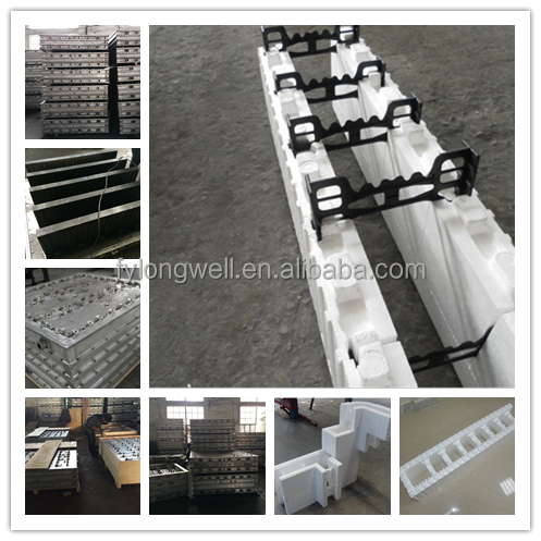 Hot Sale Eps Icf Mould Foam Concrete Buy Mould Foam