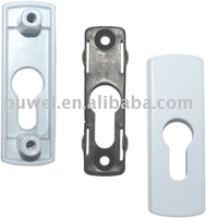 Cylinder Cover Zinc alloy Cover for Cylinder for PVC Door Lock