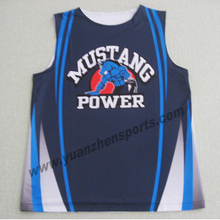 custom made reversible basketball jerseys as your design