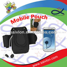convenient sports mobile phone arm pouch