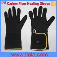 Fashion Heated Bicycle Gloves With Infrared Ray