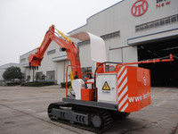Electric Hydraulic Grab Excavator WYL30