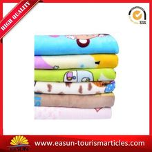 warm polar soft fleece print 100 polyester blanket fabric