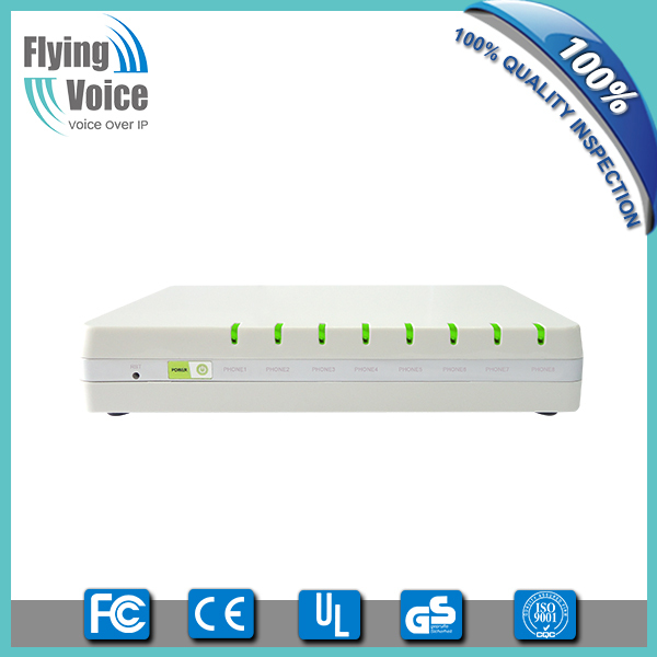 openvpn and TR069 supported 8 port fxs voip gateway G508